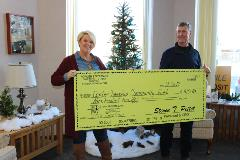 Donation to Center Township Community Fund