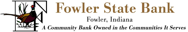 Fowler State Bank Logo
