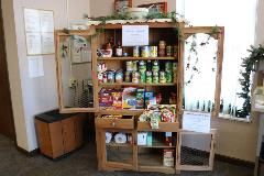 Food Drive Cupboard